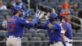 Mets' offense goes silent as Cubs avoid series sweep