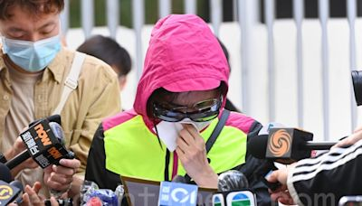 潘母促林鄭政府任內解決陳同佳案 保安局稱主導權在台灣一方