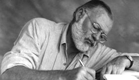 Hemingway's 'A Moveable Feast' to be adapted into TV series