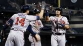 Braves power to 6-1 win over D-backs, maintain NL East lead
