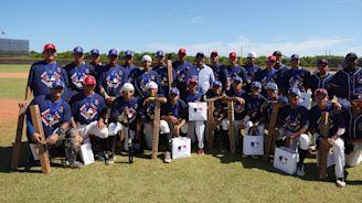 Venezuela wins inaugural Latin America tournament