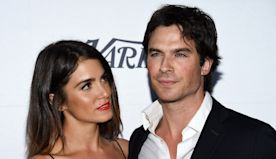 How Ian Somerhalder Realized He Was In Love With His Friend of 8 Years