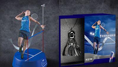 Red Bull 10/6 前推出「戴資穎 3D 公仔」、「羽球勝利銀飾」抽獎活動 7-11 獨家加碼抽「小戴限定運動帽」--上報