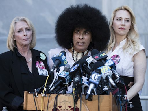 Actress accuses Bill Cosby of drugging and raping her in new civil suit