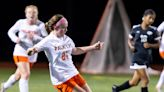 Maddie Julian, Katelyn Monnett post two goals apiece, lead Palmyra soccer past CD East