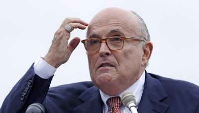 Fox News bans Rudy Giuliani for at least three months: Report