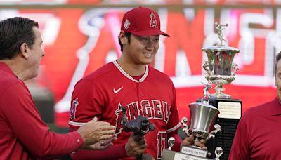 大谷翔平太狂! 一人獨得天使年度MVP、年度最佳投手獎