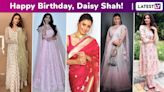 Daisy Shah Birthday Special: Splendid Ethnic Fashion Is Her Business and Its Downright Gorgeous!