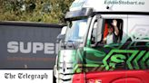 Lorry driver strikes are not the answer, haulage group warns Unite