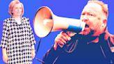 Alex Jones' Last Ditch Defense in Sandy Hook Lawsuit: Depose Hillary Clinton