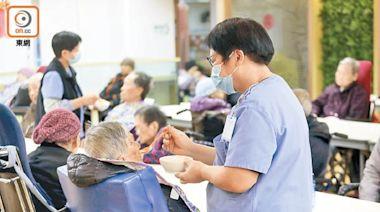 院舍外展接種進度緩慢 僅79人已打新冠疫苗