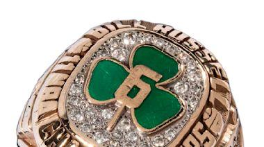 NBA/羅素將舉行收藏拍賣會 戒指、獎盃、金牌全在內