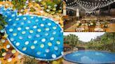 全台10間超豪華「懶人露營」!鳳梨泳池、星空電影院太夢幻,和牛+龍蝦吃好吃滿