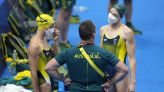 Australian swimming's relay dynasty is built on trust