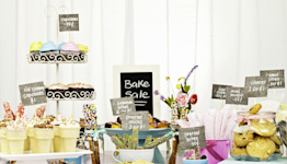 Here's What You Need to Know to Organize a Successful Bake Sale