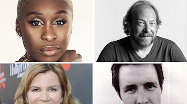'The Outsider': Cynthia Erivo, Bill Camp, Mare Winningham, Paddy Considine, Julianne Nicholson Among 10 Cast...