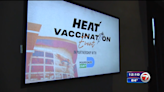 Miami-Dade County, Miami Heat partner to host vaccination event at FTX Arena