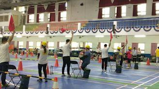 台鐵招營運人員今測體能 要負重40公斤跑40公尺 - 生活 - 自由時報電子報