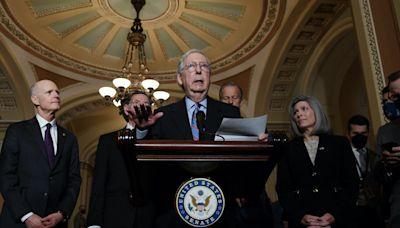 美國參院共和黨成員再阻止推進投票權法案