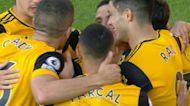 Jimenez gives Wolves flying start v. Sheffield Utd