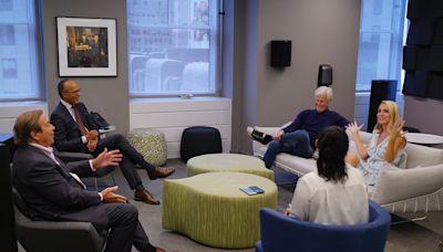 'People have secrets': 'Dateline NBC' stars reunite, swap stories for landmark 30th season