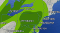 Slow-moving storms to renew flash flooding threat in eastern US