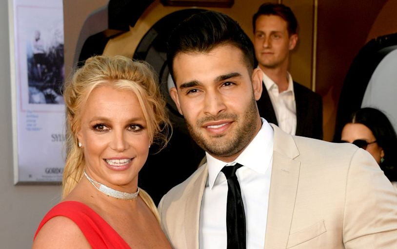 Britney Spears, Sam Asghari and why we struggle to accept a younger man loving an older woman for who she is
