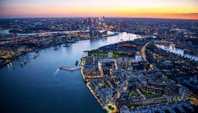 信報編輯推介 -- Royal Docks全新河畔住宅項目 擁便捷海陸空交通網 享15分鐘生活圈