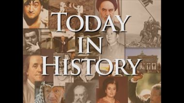Today in History for May 22nd