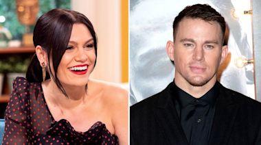 Jessie J Misses Her 'Cuddle Machine' Channing Tatum