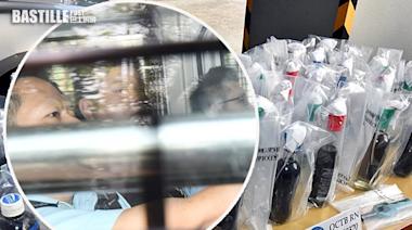 的士司機藏40支汽油彈罪成判囚4年 官:必然與社運有關 | 政事