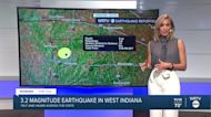 3.8 Magnitude Earthquake in West Indiana