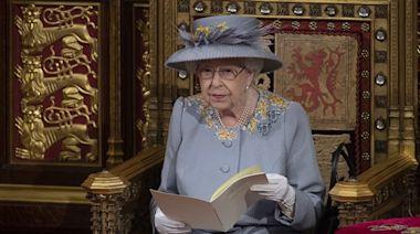 為亡夫菲立普親王送行後首露面 英國女王主持國會開議大典