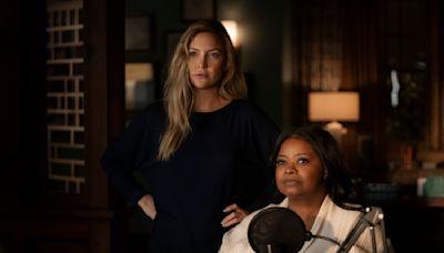 Apple TV Plus Releases 'Truth Be Told' Season 2 Trailer Starring Octavia Spencer and Kate Hudson