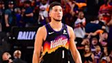 Suns' Booker to miss start of training camp due to health, safety protocols