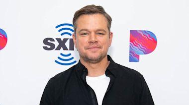 So… was Matt Damon playing himself in Thor: Ragnarok?
