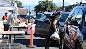 Chuck Lorre Family Foundation Donates $250,000 to LAUSD Meal Program | AM 570 LA Sports | Coronavirus Updates