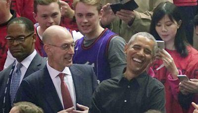 NBA-Obama joins NBA Africa as strategic partner