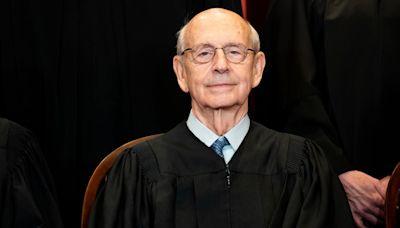 Biden rebuffs progressives on pressuring Stephen Breyer to retire from Supreme Court