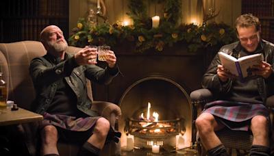 Outlander stars Sam Heughan and Graham McTavish tease unaired Men in Kilts scenes