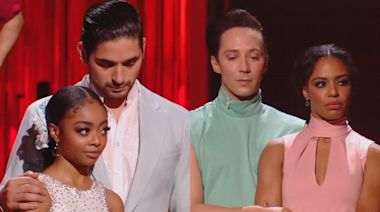 'Dancing With the Stars' fans left fuming over double elimination results