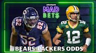 Mad Bets: Will the Packers cover -8.5 vs. Bears?