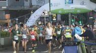 渣打馬拉松參賽者賽前檢測 賽事期間不用戴口罩