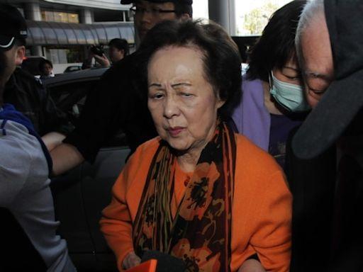 富豪家族|李嘉欣奶奶「許老太」許簡幸春上月辭世 享年103歲 | 蘋果日報