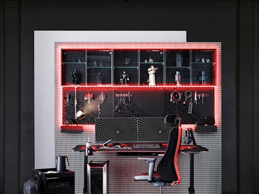 ASUS ROG x IKEA 下個月將在美國賣家具,2021 年 10 月起,即將在全球銷售