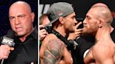 Joe Rogan calls for UFC to snub Conor McGregor trilogy fight with Dustin Poirier