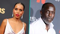 Kerry Washington Gets Emotional Paying Tribute To Michael K. Williams At 2021 Emmy Awards