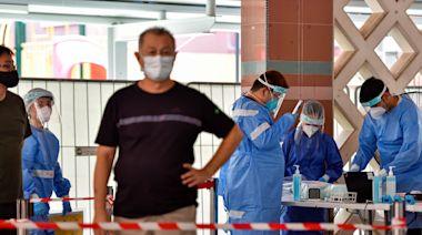 新加坡單日新增本土案例創2周新高 放寬措施恐生變 | 蘋果新聞網 | 蘋果日報