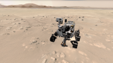 Explore a Martian Crater With NASA's New Interactive Tools