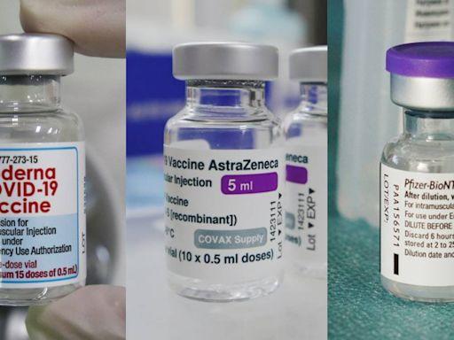 「AZ第2劑混打」該選哪品牌?莫德納、BNT大比拚…「試驗初步結果」出爐